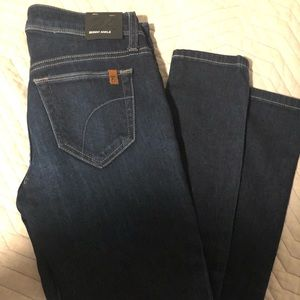 Women's joes jeans